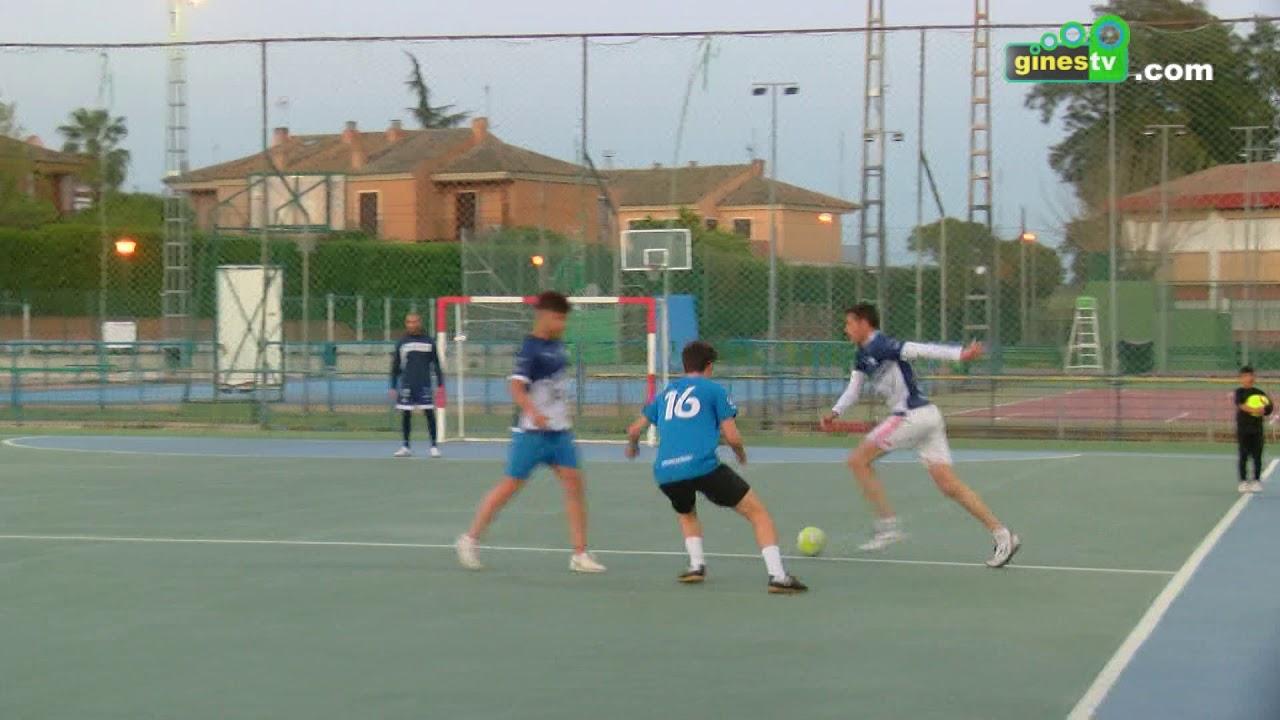 El CD Gines de Fútbol Sala organiza su primer campus del 14 al 16 de junio