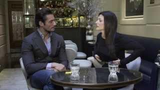 David Gandy & Natalia Barbieri - Just Good Friends (Vogue.com UK)