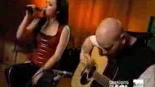 Evanescence(Bring me to life) LIVE acoustic with lyrics