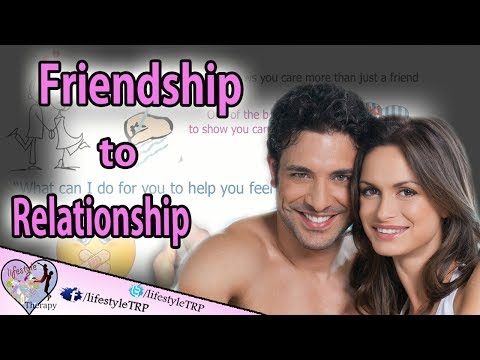 transition from best friends to dating