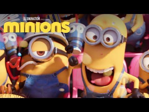 Minions | Super Fans Spot (HD) | Illumination
