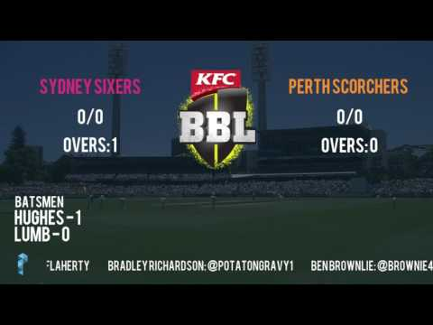 Full Replay - Scorchers VS Sixers - Big Bash Final 2017 - Perth VS Sydney