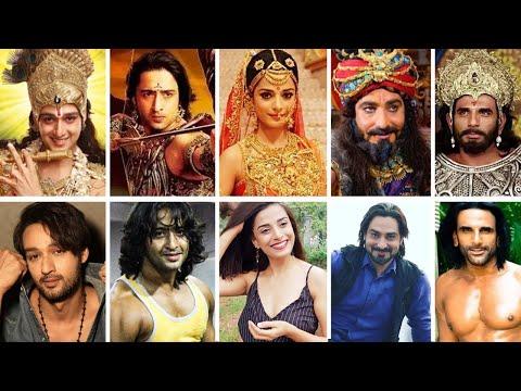 Mahabharatham நடிகர்களின் REAL Life Photos, Age \u0026 Family   Vijay TV