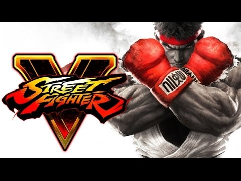 Street Fighter V HD - Los Ataques Especiales de los 16 Personajes