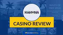 All You Need To Know About Kahuna Casino | Australian Gambling Review 🇦🇺