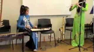 Lòng Mẹ - flute, đàn tranh, guitar
