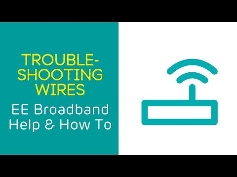 EE Home Broadband Help & How To: Troubleshooting Wires