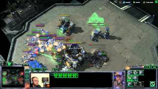 scii 37 daily ladder 10 introducing bo 2 rax versus protoss game 2