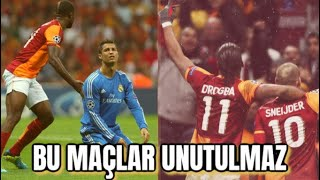 """AVRUPANIN DİZ ÇÖKTÜĞÜ SENE: """"Galatasaray Şampiyonlar Ligi Hikayesi"""""""