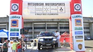 Mitsubishi MotorSports Sudeste 2014 - Uberlândia/MG - Parte 1