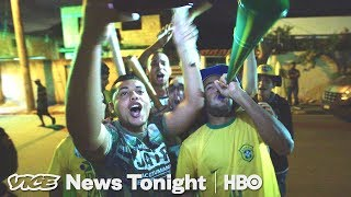 Why Young People Helped Elect A Far-Right Authoritarian In Brazil (HBO)