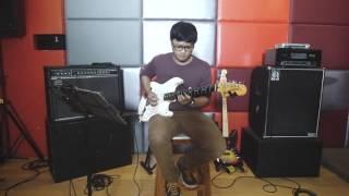 Bagas Nara Satyawaki, Guitar