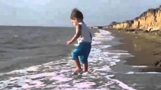 Сильные волны на озере Большое Яровое (Алтайский край)(, 2016-03-12T07:29:12.000Z)