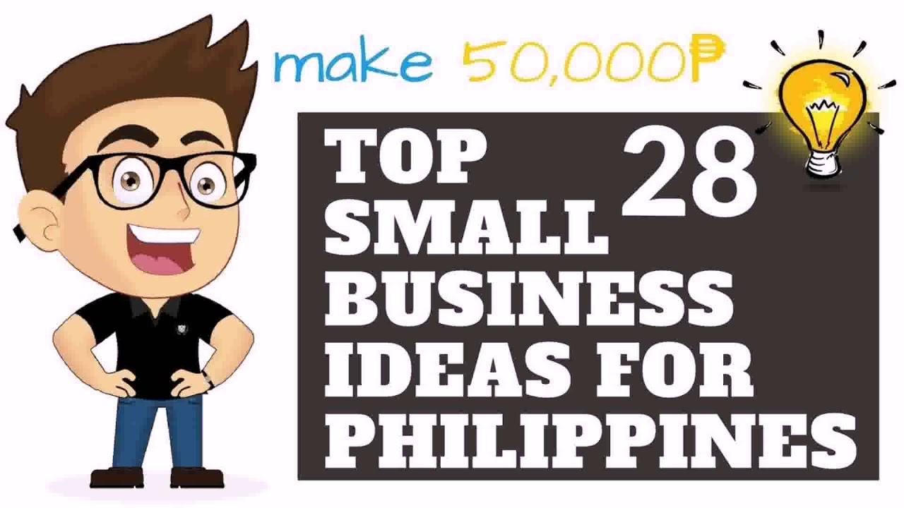 Small Business Ideas At Home In The Philippines Youtube