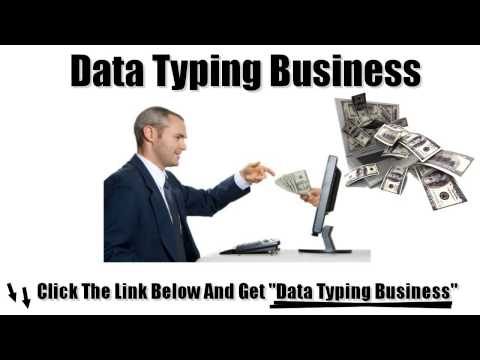 Data Typing Business Review