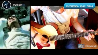 Fuera de Mi - LA LEY - Acustico Cvoer Guitarra Tutorial