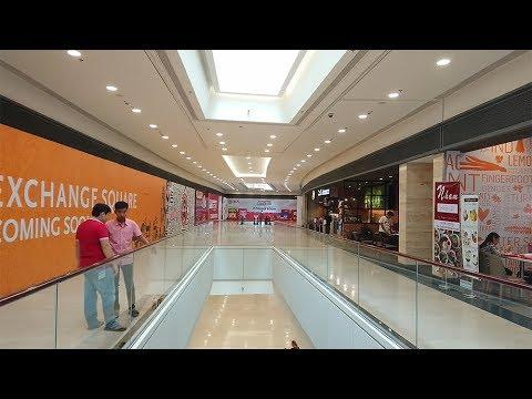 เดินดูห้างใหม่ Hanging around Exchange Square Phnom Penh, เราเคยมาที่นี่ Cุ64 ...