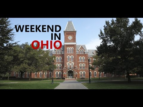 Weekend in Columbus, Ohio