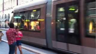 Трамвай в Ницце(, 2012-07-10T12:11:20.000Z)