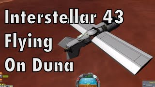 Kerbal Space Program - Interstellar Quest - Episode 43 - Landing On Duna