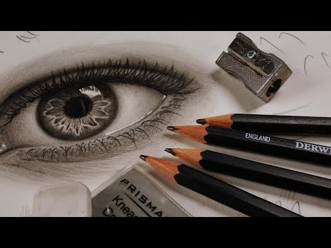 8 DRAWING SUPPLIES For Beginners