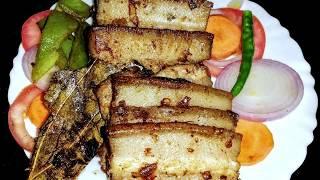 Pork Roast | Pork Roast Mangalore Style | Pork roast recipe Mangalorean