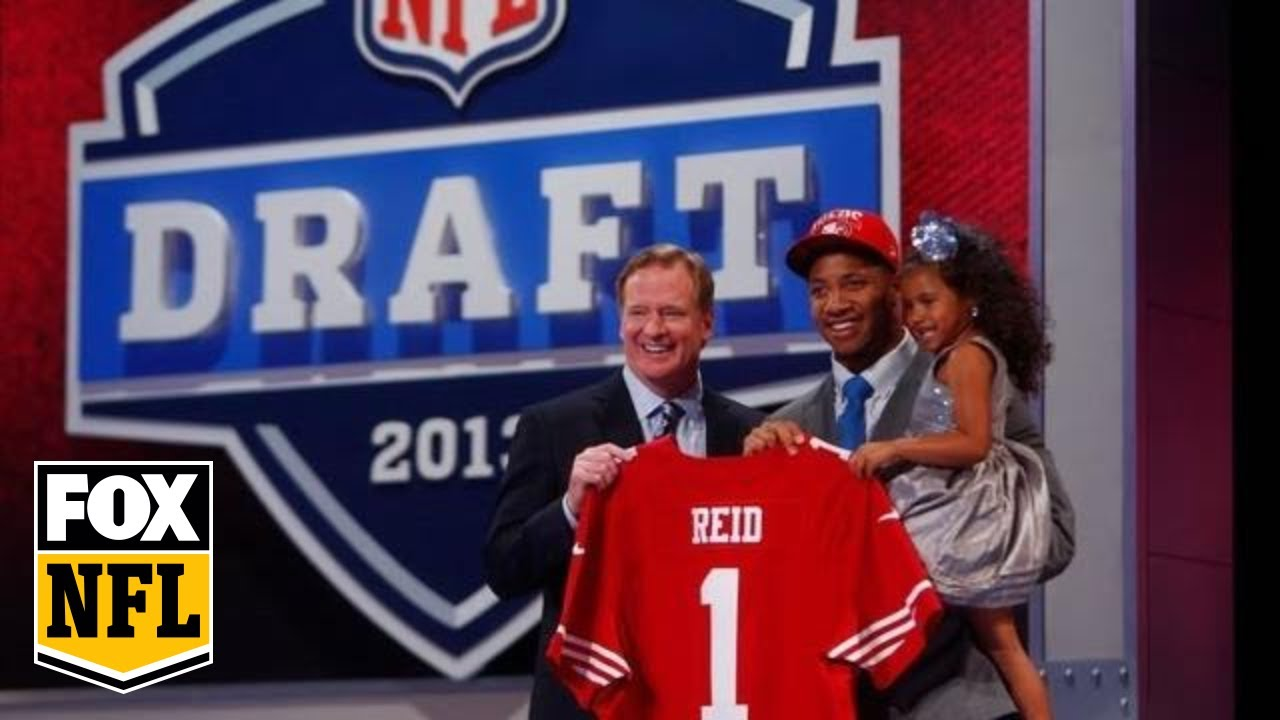 best sneakers 8944e c4f3c NFL Draft 2013: San Francisco 49ers take Eric Reid No. 18