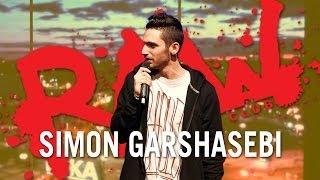 Gröna linjen - Simon Garshasebi | RAW COMEDY