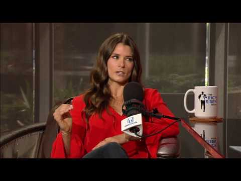 NASCAR Driver Danica Patrick on Why She