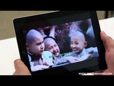 Apple iPad (3rd Generation) Video Review (HD)