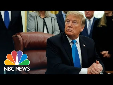 Trump Signs Executive Order On Hispanic Prosperity Initiative | NBC News