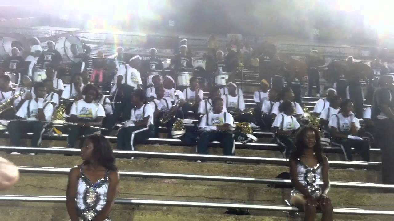 Jefferson Davis High School Marching Vols