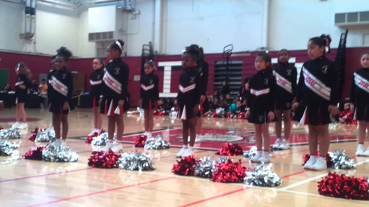 Young Champions Cheer Competition Youtube