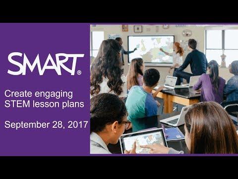 Create Engaging STEM Lesson Plans