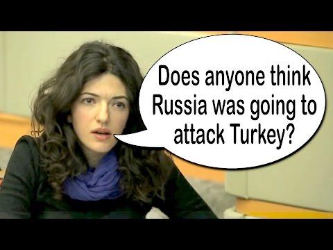 """U.S. Claims Turkey Shooting Down Russian Plane was """"Defense"""""""