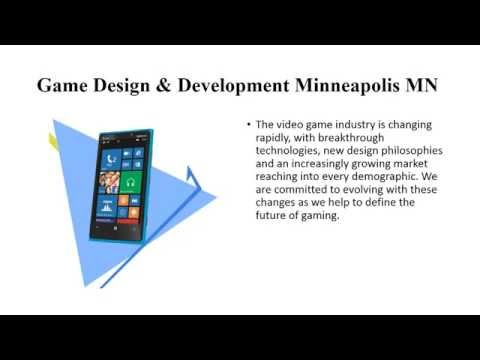 Game Developer Minneapolis MN