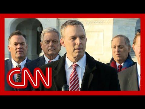 GOP lawmaker played a key role promoting Trump's big lie