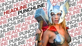 Marvel's Thor Is Now a Woman | DAILY REHASH | Ora TV