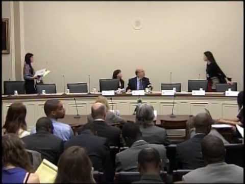 Hearing on Human Rights in Sudan