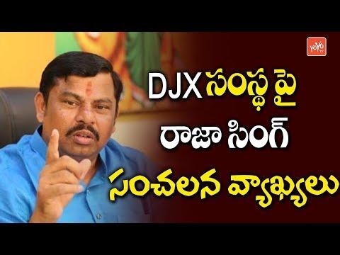 Mla Raja Singh Shocking Comments On Djx Group | Amberpet Issue | Goshamahal Mla | Bjp | Yoyo Tv News