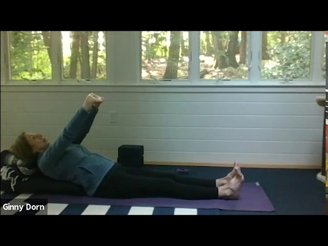 Yoga With Ginny - Episode 025
