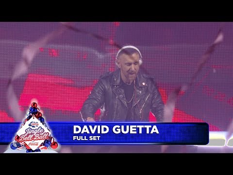 David Guetta - Full Set (Live at Capital's Jingle Bell Ball 2018)