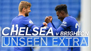 Crowds Return as Timo Werner Scores His First Chelsea Goal 🎯 | Unseen Extra