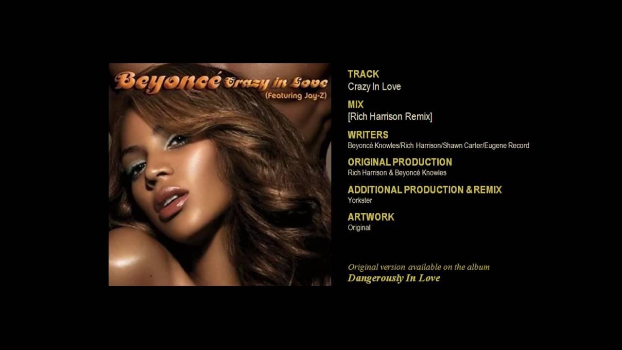 & Crazy In Love (Testo e Video) - Beyoncé - MTV Testi e ...