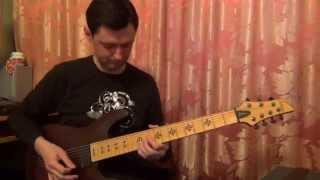Игорь Найденов- Baroque & Roll (Yngwie Malmsteen Cover)