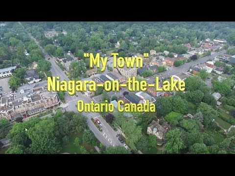 Niagara on the Lake - My Town