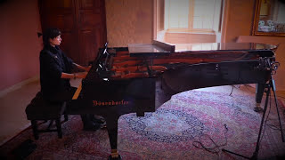 Nine Inch Nails - And All That Could Have Been played on Bösendorfer Imperial
