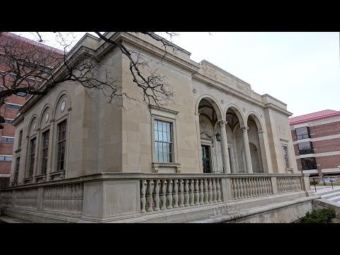University of Michigan's Clements Library