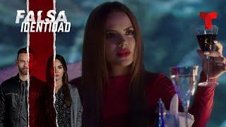 Falsa Identidad | Capítulo 87 | Telemundo Novelas