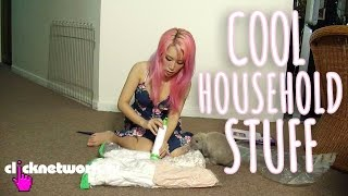 Cool Household Stuff - Xiaxue's Guide To Life: Ep118